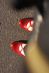 My red shoes!