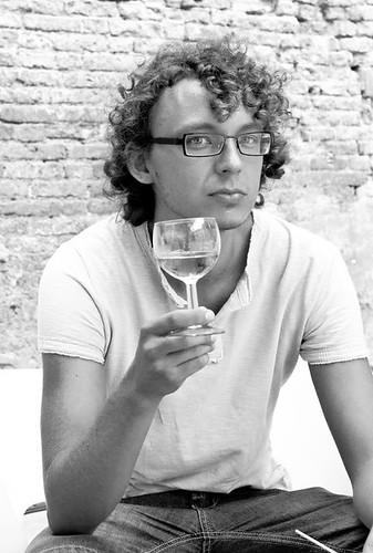 Kris Haamer at the Venice Biennale