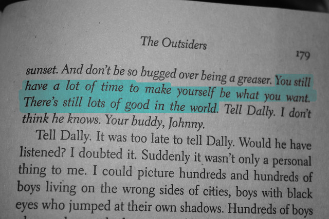 the outsiders friendship quotes