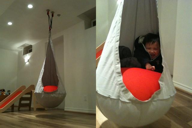 Emporer Horten 39 S Hanging Chair Flickr Photo Sharing