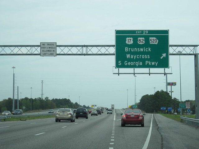 I-95 northbound at exi...I 95 Exit 29