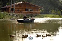 Gîte de pêche - Creuse