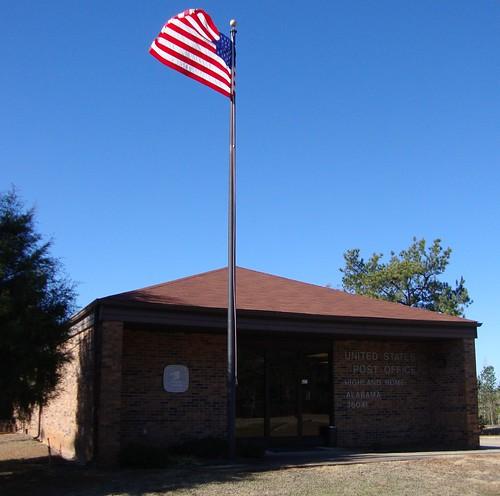 Post Office 36041 (Highland Home, Alabama)