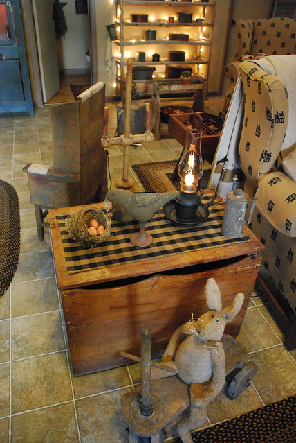 Primitive Country Living Room Decorating Ideas: Flickr - Photo Sharing