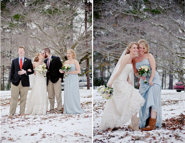 How To Shoot Beautiful Winter Wedding Photos