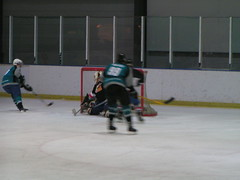 Slapping Studs vs Firebirds - 2 maart 2008
