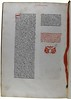Colophon and printer's device in Marchesinus, Johannes: Mammotrectus super Bibliam