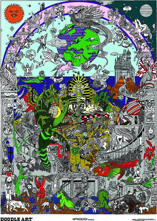 Doodle Art Posters\'s most interesting Flickr photos | Picssr