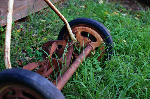 Lawn Mower by miggslives