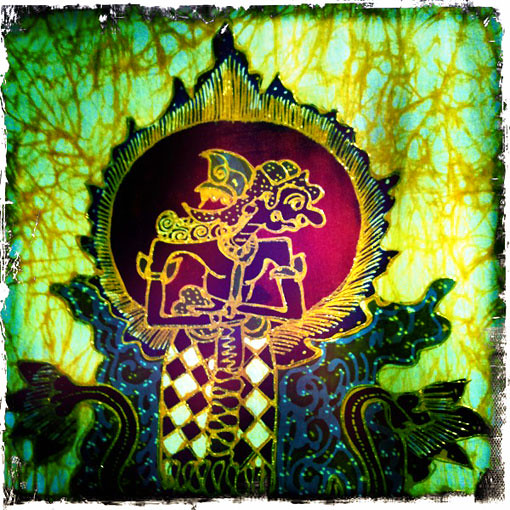 कृष्ण, भीम और हनुमान