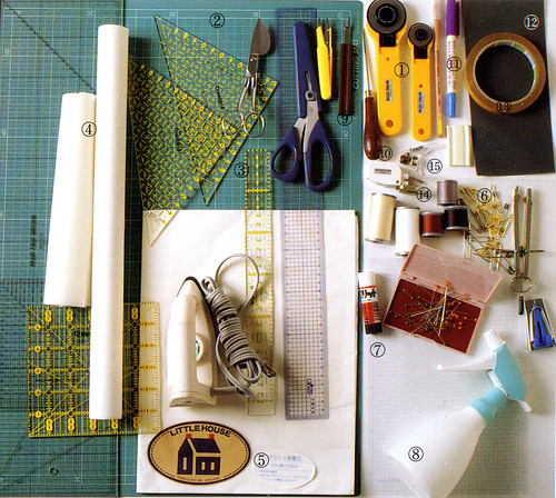 Tools for Quilting