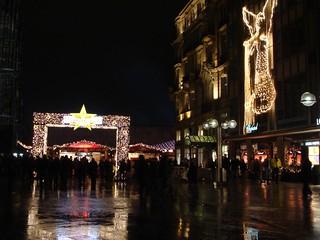Weihnachtsmarkt Köln 2010