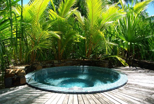 Four Seasons Resort Bora Bora Villa Jacuzzi