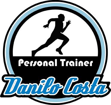 Logotipo Personal Trainer - Danilo Costa