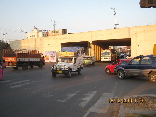 Visit to Wisteriaa - 2 BHK & 3 BHK Flats, at Bhumkar Wasti, near New Poona Bakery, at Wakad Pune 411 057 - Aditya Birla Hinjewadi Road and Mumbai Bangalore Highway Junction - 2