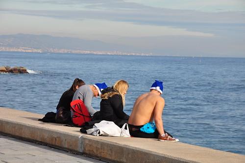2010-12-19 paseo marítimo  Barcelona 032