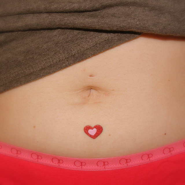 Belly Button Piercing Scar Pregnancy | www.imgkid.com ...
