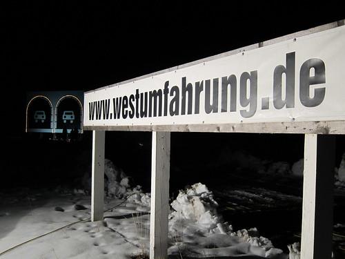 Der Tunnel leuchtet auch 2011 wieder