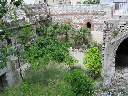 Täällä sijaitsi keisarin puutarha by Anna Amnell