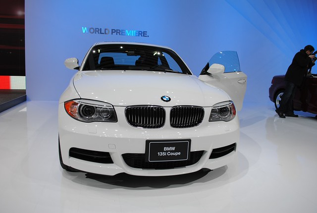 2011 Detroit: 2012 BMW 1-Series Coupe / 2012 BMW 1-Series Convertible