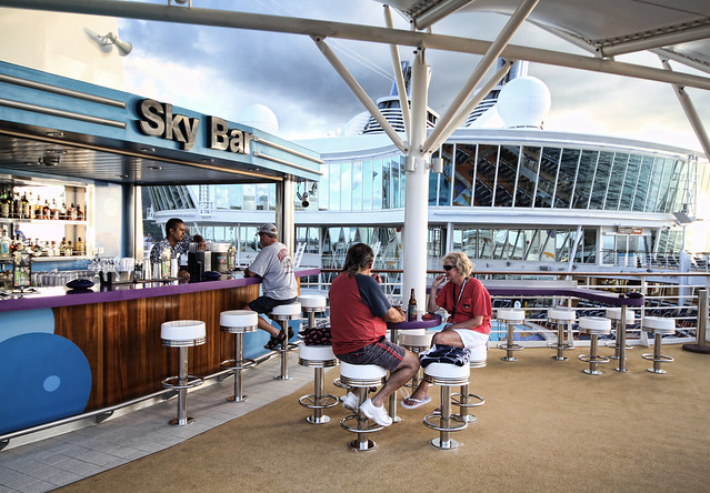 Allure of the seas sky bar flickr photo sharing - The allure of the modular home ...