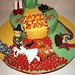 Wizard of Oz Cake 11 by The Marzipan Duck