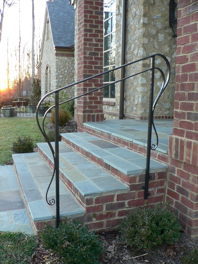 Best 20 Outdoor Stair Railing Ideas On Pinterest: 1000+ Images About Bliman/Poole On Pinterest