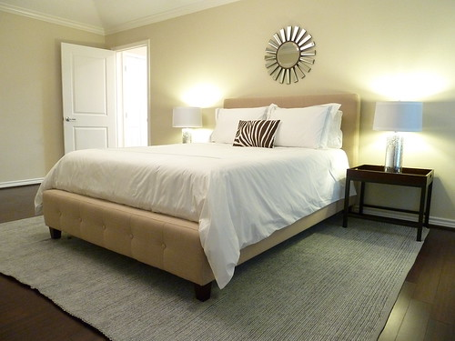 The Flip: The Master Bedroom, Then & Now