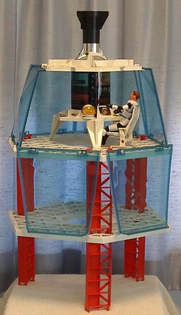Major Matt Mason & his space station | Flickr - Photo Sharing!