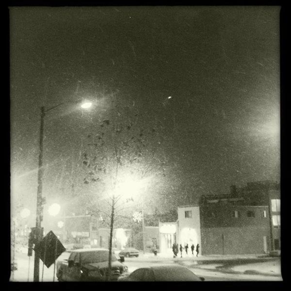 Guelph Snow