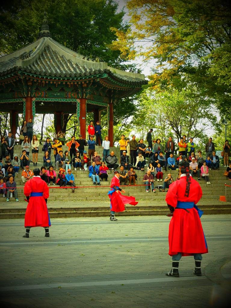 myeongdong-n seoul tower