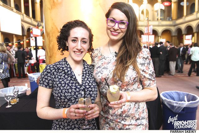 Taste of the Nation 2014 National Building Museum Brightest Young Things Farrah Skeiky 6