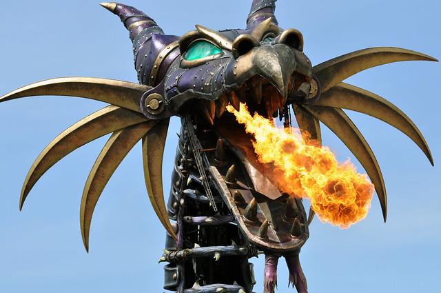 Festival of Fantasy - Dragon