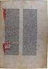 Manuscript initials in Marchesinus, Johannes: Mammotrectus super Bibliam