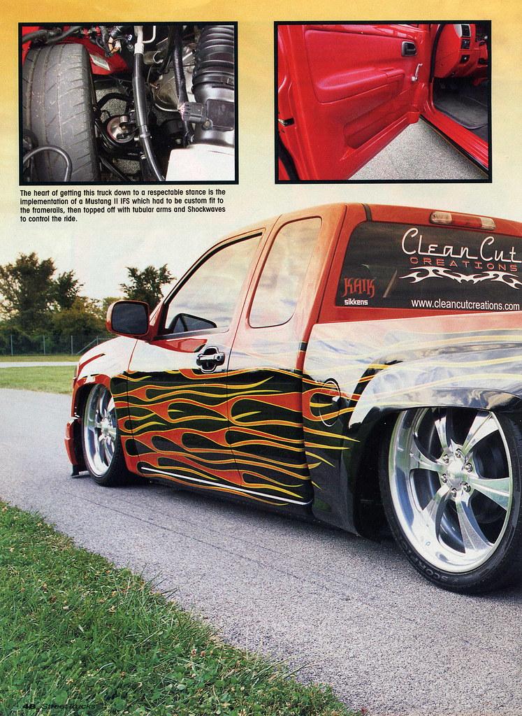 Chevy Colorado Interior >> Sport Truck Cover 2004 Chevy Colorado Clean Cut Creations