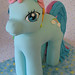 My Little Pony cake by courtneyscakes