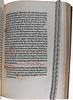 Manuscript rubrication and variant in Gerson, Johannes: De contractibus