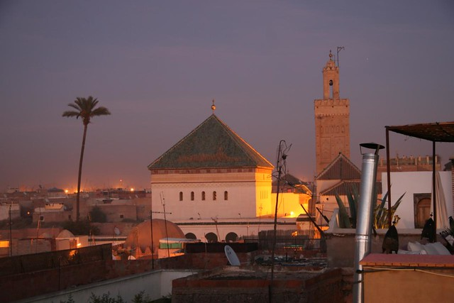 Przewodnik po Marrakeszu