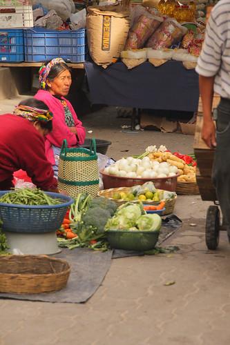 Guatemalan seller
