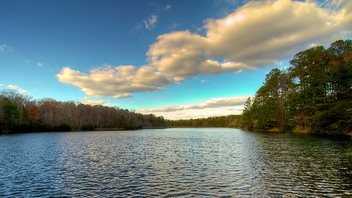 park lake nature virginia crystal sandy bottom hampton pamela hdr voorhees
