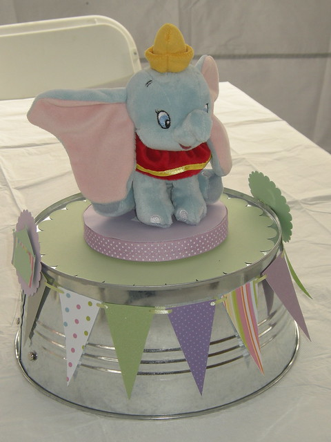 Dumbo Baby Shower Cake Ideas and Designs