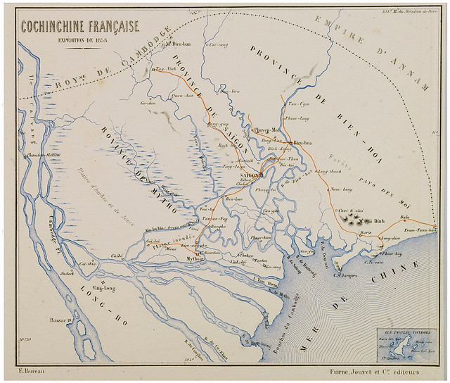 Cochinchine Française - Expedition de 1858