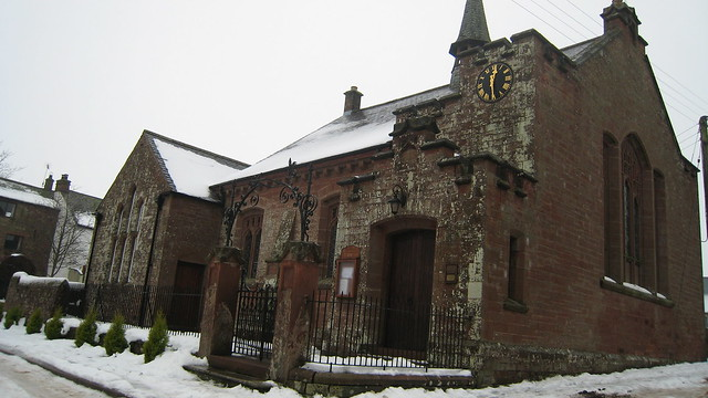 Methodist Church, Renwick