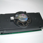 Intel Celeron 300 with fan - front
