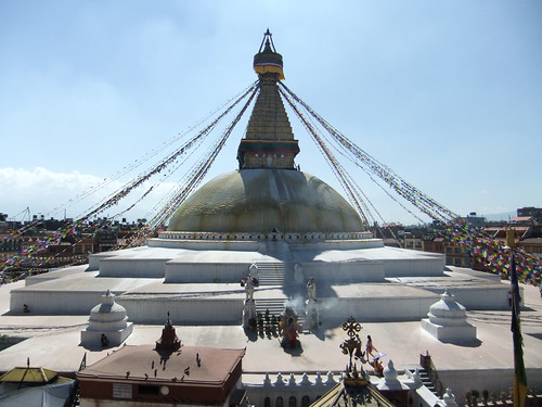 Boudhanath Stupa - Kathmandu