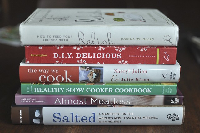 cookbook stack one