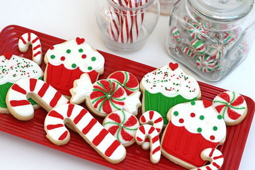 """Sweet"" Christmas Cookies"