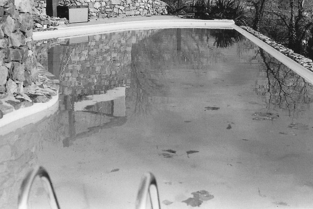 a black and white swimming pool | Flickr - Photo Sharing!