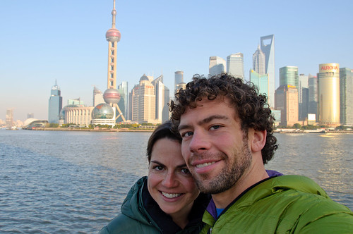 Abby and Me in Shanghai