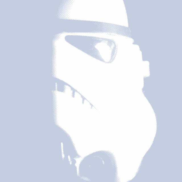 stormtrooper arty facebook No Profile Picture